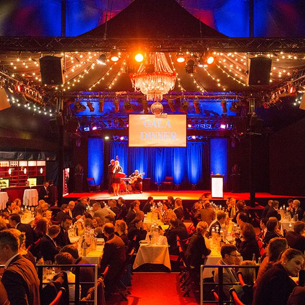 2. Bundeskongress Compliance Management; Gala im TIPI am Kanzleramt Berlin